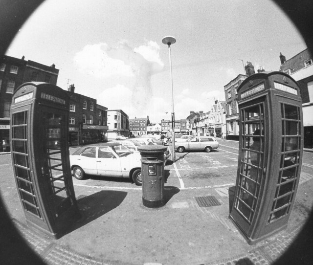 Wisbech Market Place 1970s By Ketts Photopaedia