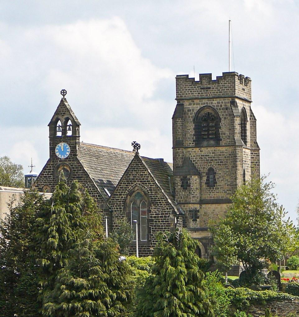 Baildon Parish Church | Tim Green | Flickr