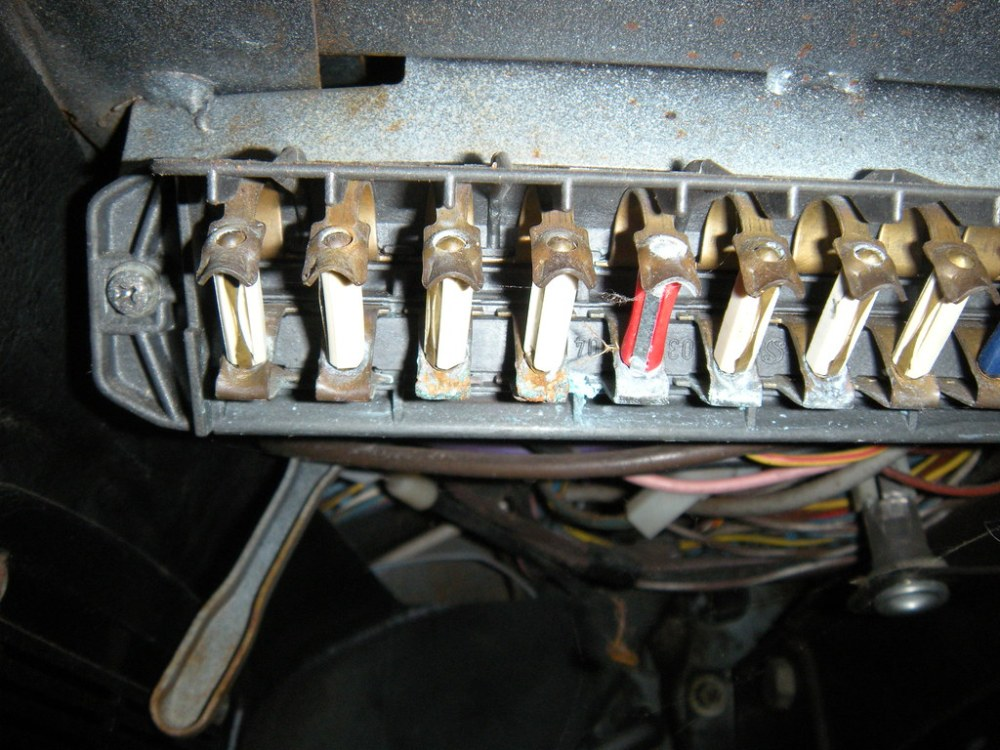 medium resolution of  1980 fiat spider fuse box by turoc