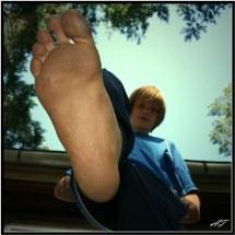 Fightingkids Feet - Kid