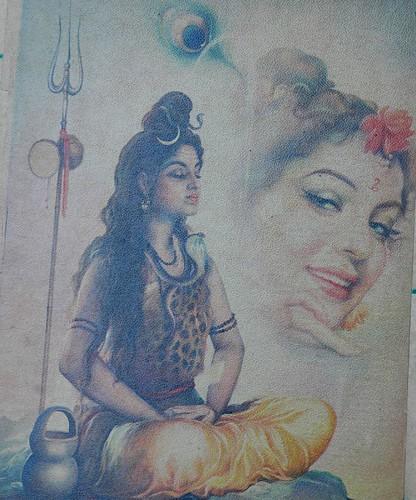 Lord Shiva At Chor Bazar Every God Comes To Chor Bazar