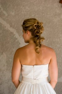 wedding hair | charlotte belle promo pic by mary sledd ...