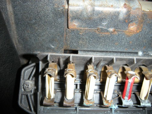 small resolution of  1980 fiat spider fuse box by turoc
