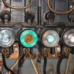 Home Fuse Box Wiring Diagram Cause And Effect Visio Old All Data 30 Amp Buss
