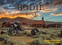 Bodie Foundation 2017 calendar