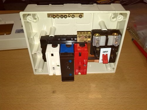small resolution of wylex fuse box cover
