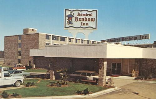 Admiral Benbow Inn  Atlanta Georgia  Buford Highway at