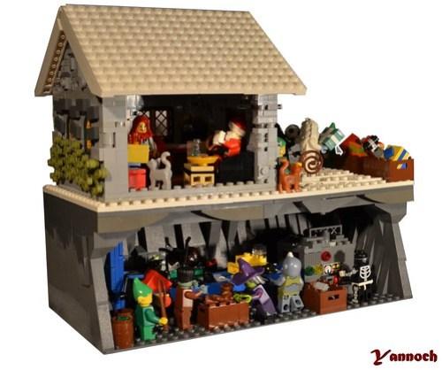 Un Noël Monstrueux - Y vignat 01
