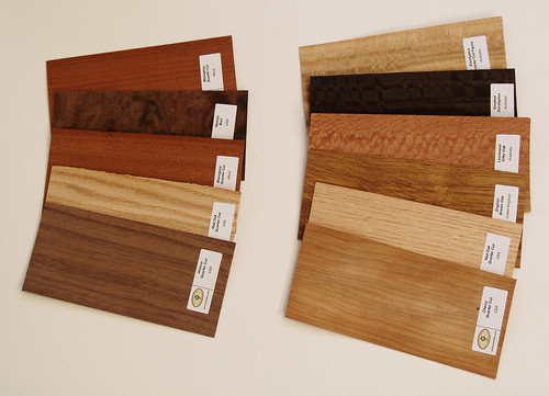 Wood Veneer Identification Kit This Kit Contains 50