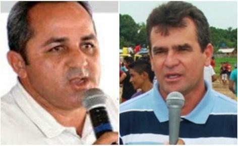 Crime de difamação contra prefeito e ex de Terra Santa é extinto pela Justiça, Doca e Marcílio Picanço