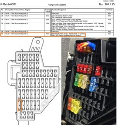 2006 rabbit fuse diagram wiring diagram toolboxvw routan fuse box 18 [ 904 x 995 Pixel ]