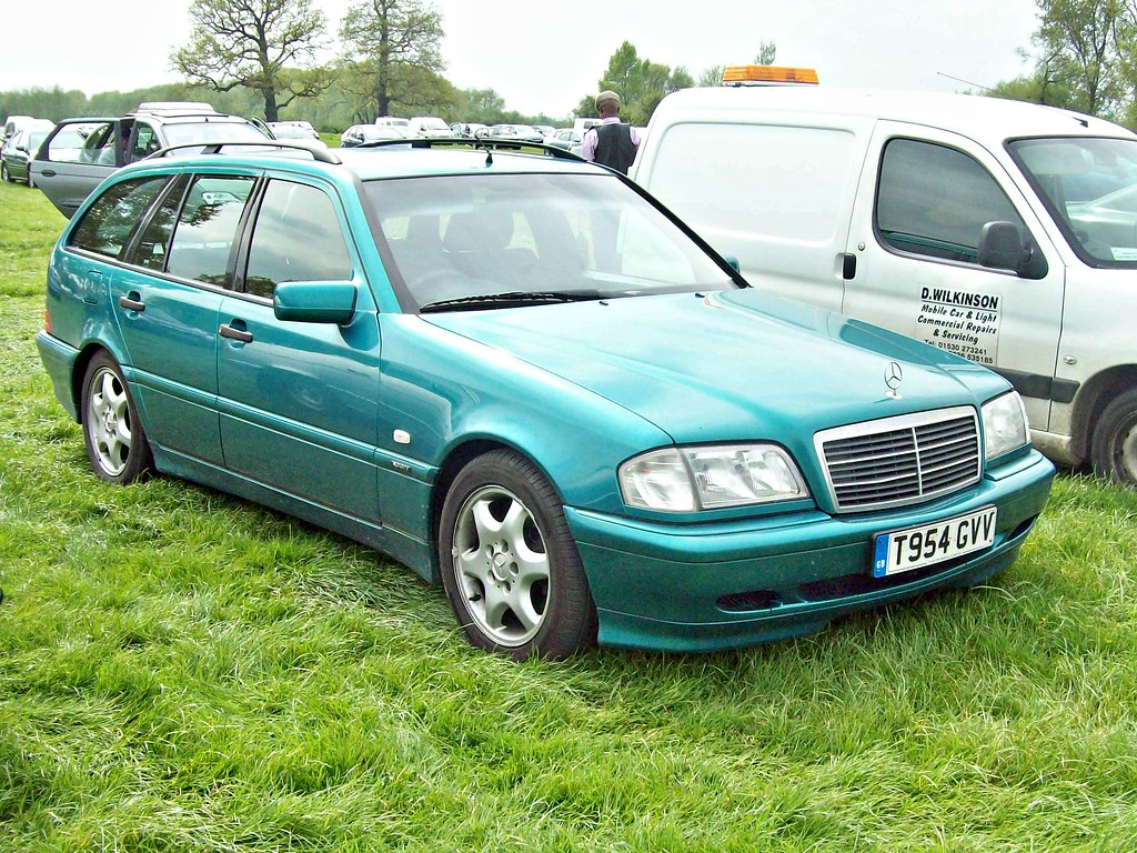 hight resolution of  154 mercedes c240 sport w202 1999 by robertknight16