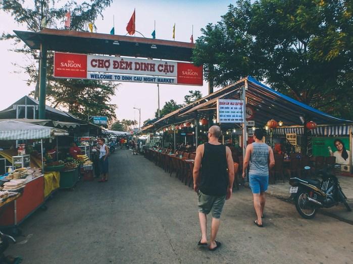 Phu Quoc Island Guide | Vietnam | Duong Dong Dinh Cau Night Market