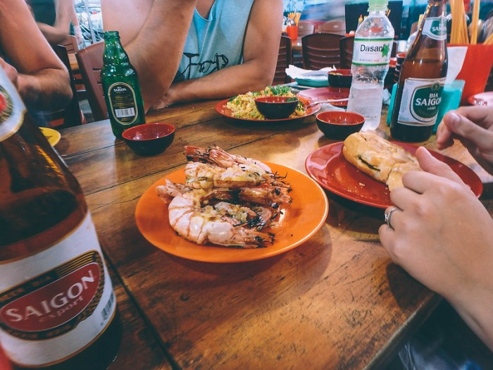 Phu Quoc Island Guide | Vietnam | Duong Dong Dinh Cau Night Market Seafood Dinner