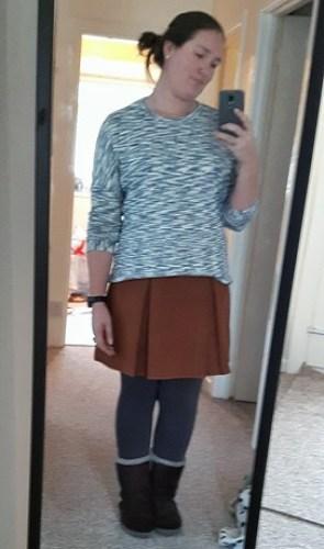 Thin Sweater knit #seamworkaberdeen