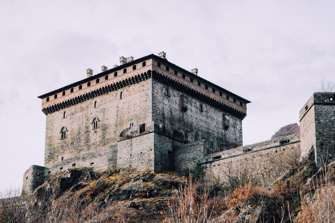 Castello di Verrès, Valle d'Aosta