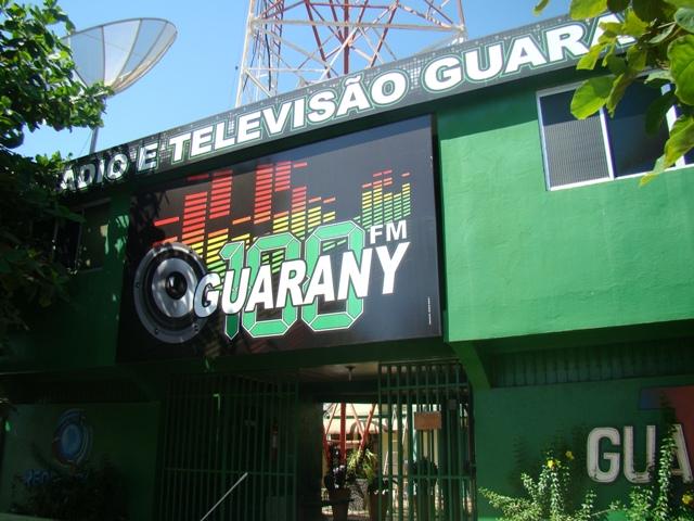 Briga judicial pelo controle da rádio e TV Guarany sobre para o TJ Pará, TV Guarany