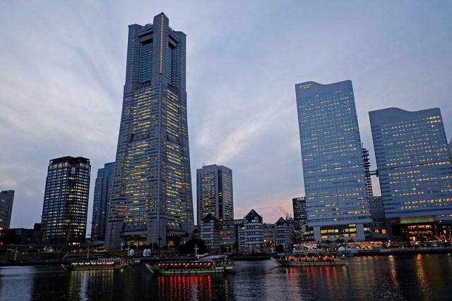 Yokohama Landmark towr
