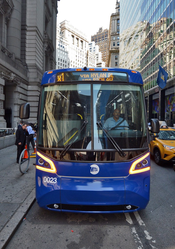 wheelchair express chair yoga exercises for seniors ramp bus demo mta new york city transit flickr by mtaphotos