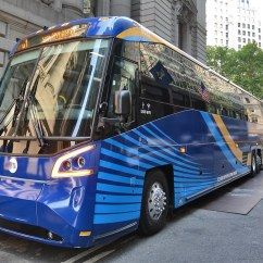 Wheelchair Express French Bentwood Cafe Chairs Ramp Bus Demo Mta New York City Transit Flickr By Mtaphotos