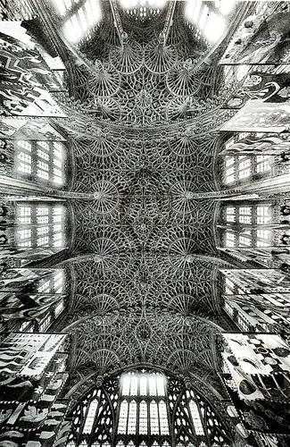 Volte della cappella di Enrico VII nellabazia londinese d  Flickr