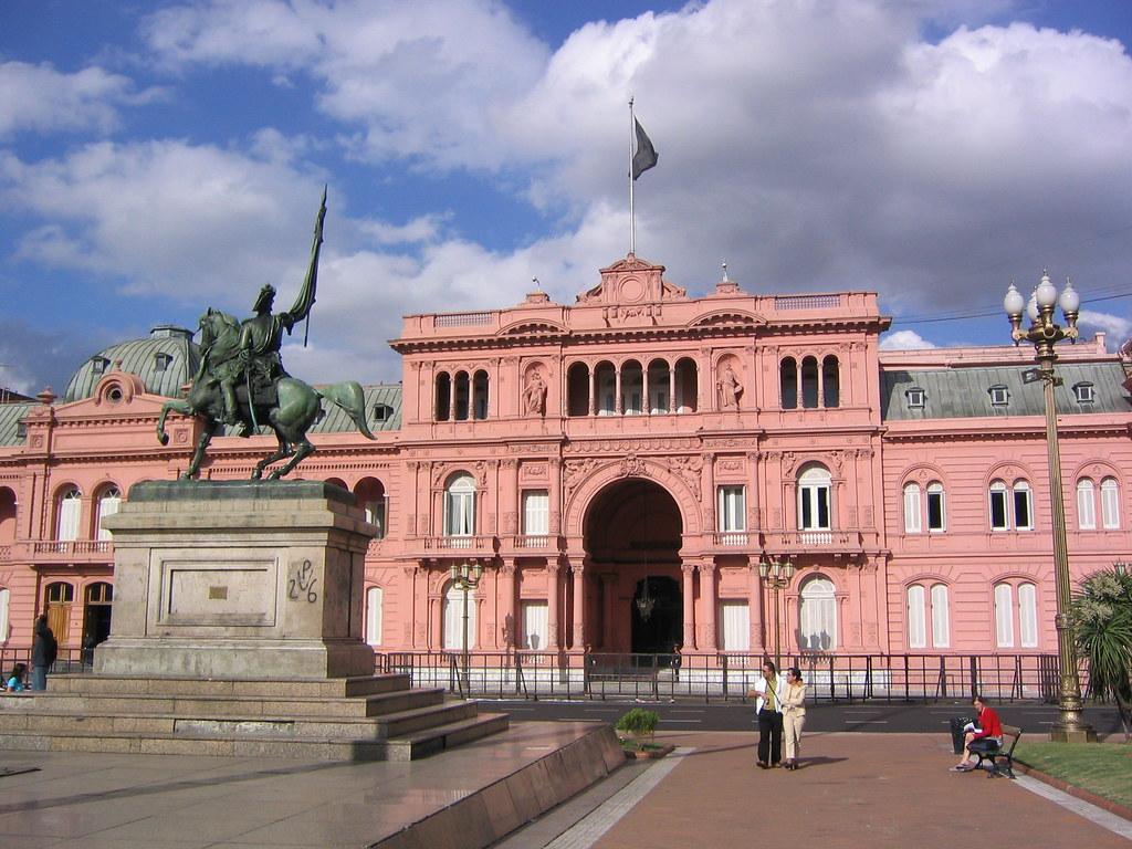 Casa Rosada Free Tour