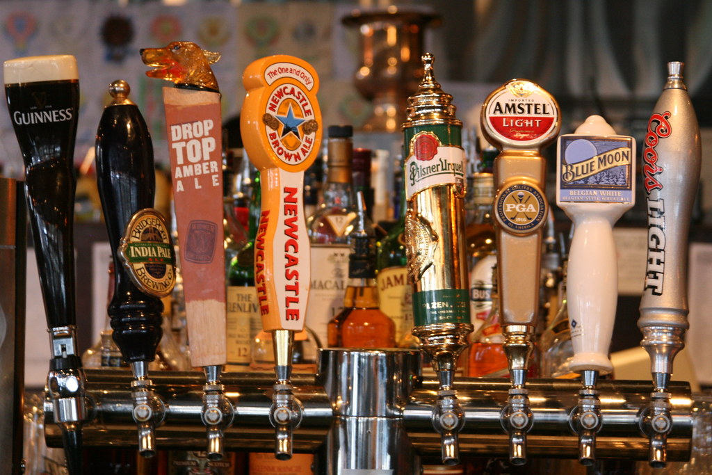Beer Wallpaper Hd Bar Beer Taps Ryan Harvey Flickr