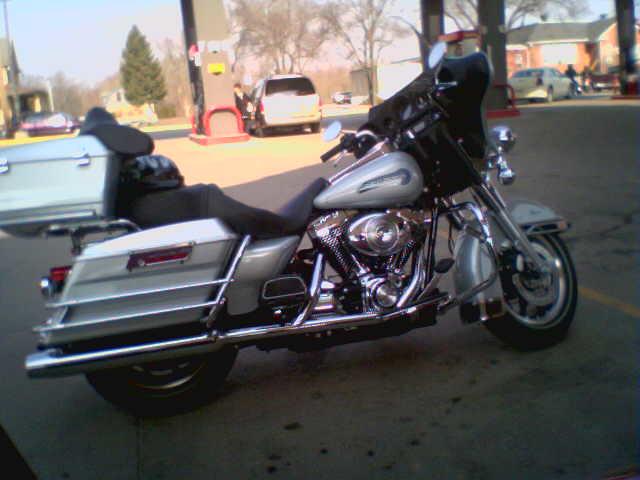 Harley Davidson Chain Saw