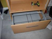 Ikea Effektiv storage unit 3 | This is an storage unit ...