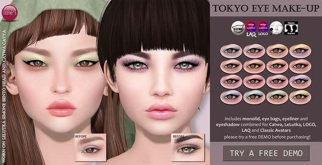 Tokyo Eye Make-Up (now @ Uber)