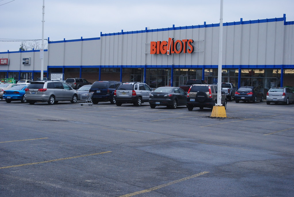 Also Formerly TGY  Before this was a Big Lots this used