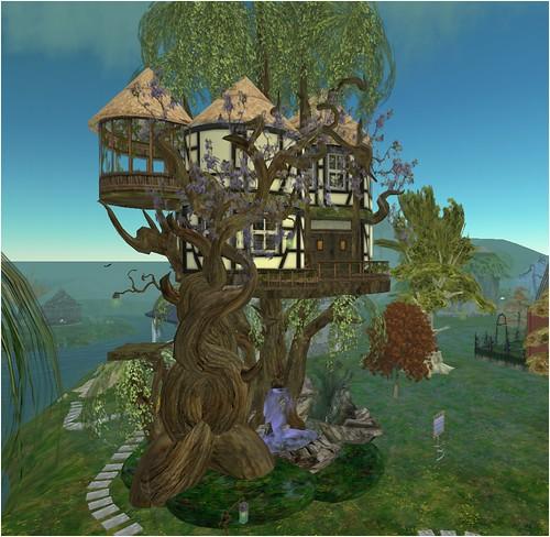 New Treehouses World