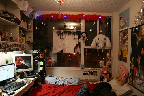 My Chibi Dorm Room D  My soverysmall residence room