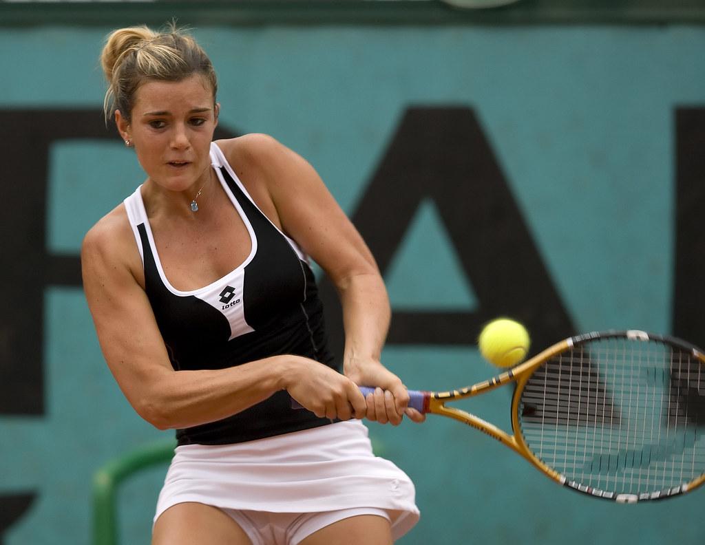 Roland Garros 2008  Olivia Sanchez FRA Watch matches live  Flickr