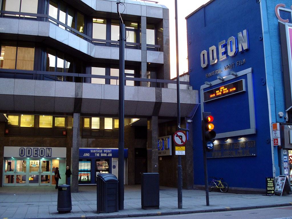Odeon Tottenham Court Road | Odeon Tottenham Court Road on