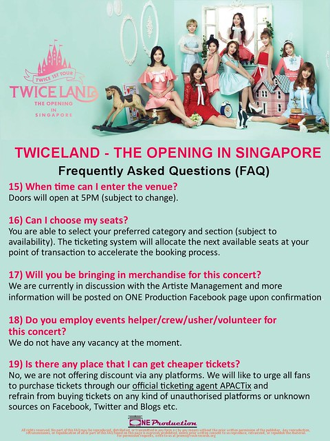 TWICELAND - The Opening – in Singapore FAQ4