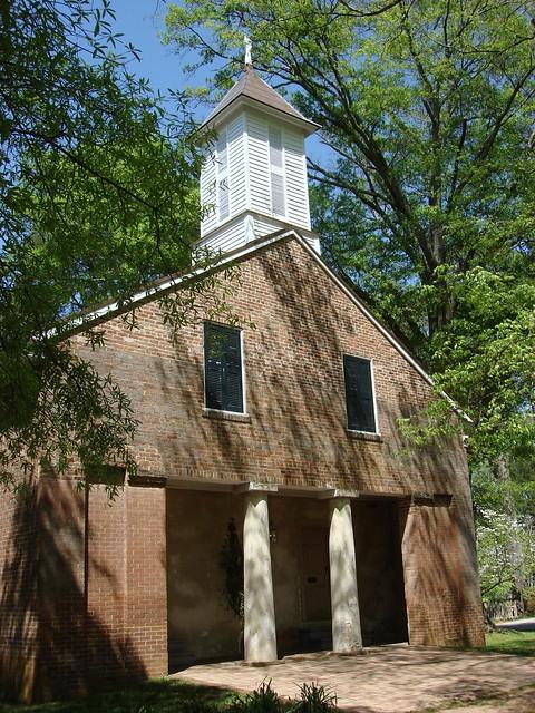 1839 Mooresville Brick Church, Mooresville AL