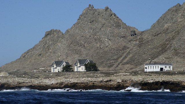 Farallon Islands | I was surprised by the homes built for ...