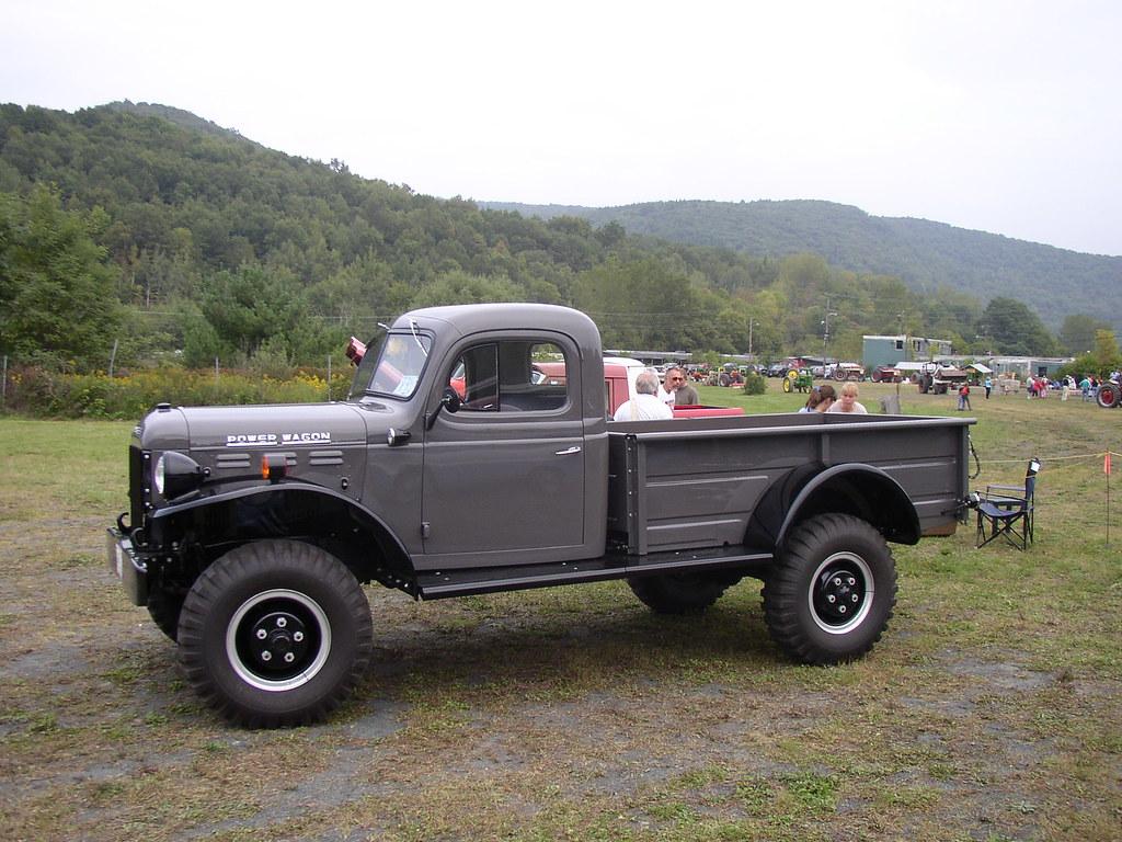 1956 Dodge Power Wagon Dodge1956stevevijpg