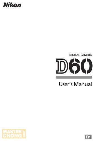 Nikon D300 User Manual English