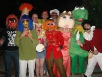 Halloween Muppets 2 | Animal, Bunsen, Beaker, Janis, Floyd ...
