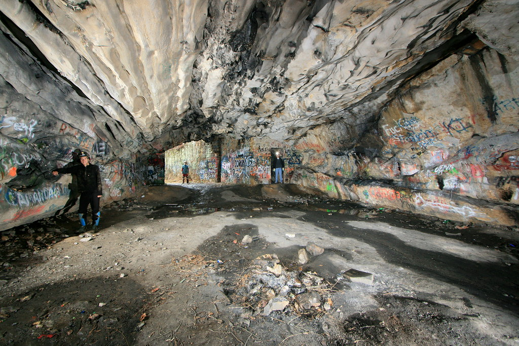 Bangor Cave Blount County Alabama Manuel Beers Brian K