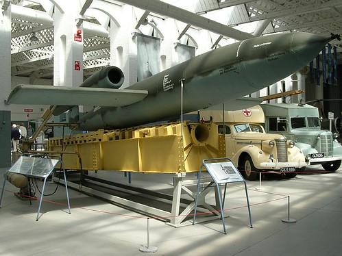 IWM Duxford 0441 - WWII - German - V1 Flying Bomb - 1942 | Flickr