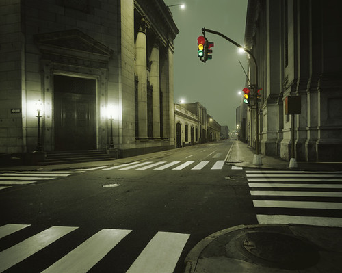 Empty City Street  Image by  moodboardCorbis I love how t  Flickr