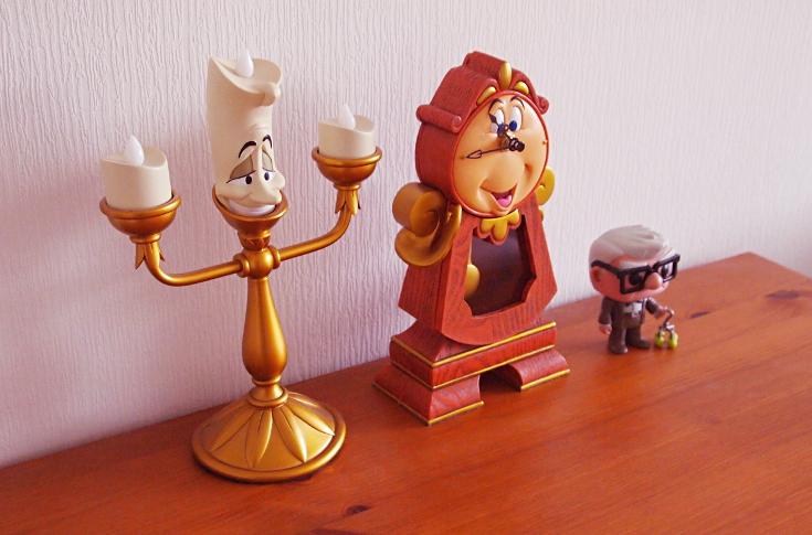 Disney Könni Lumiere
