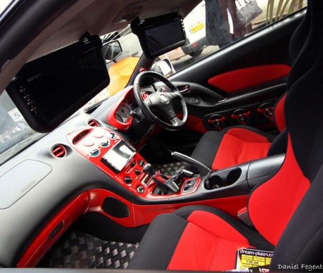 Toyota Celica Custom Interior By Dan Fegent