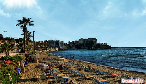 Kusadasi Ladies Beach Ladies Beach Is A Popular Public