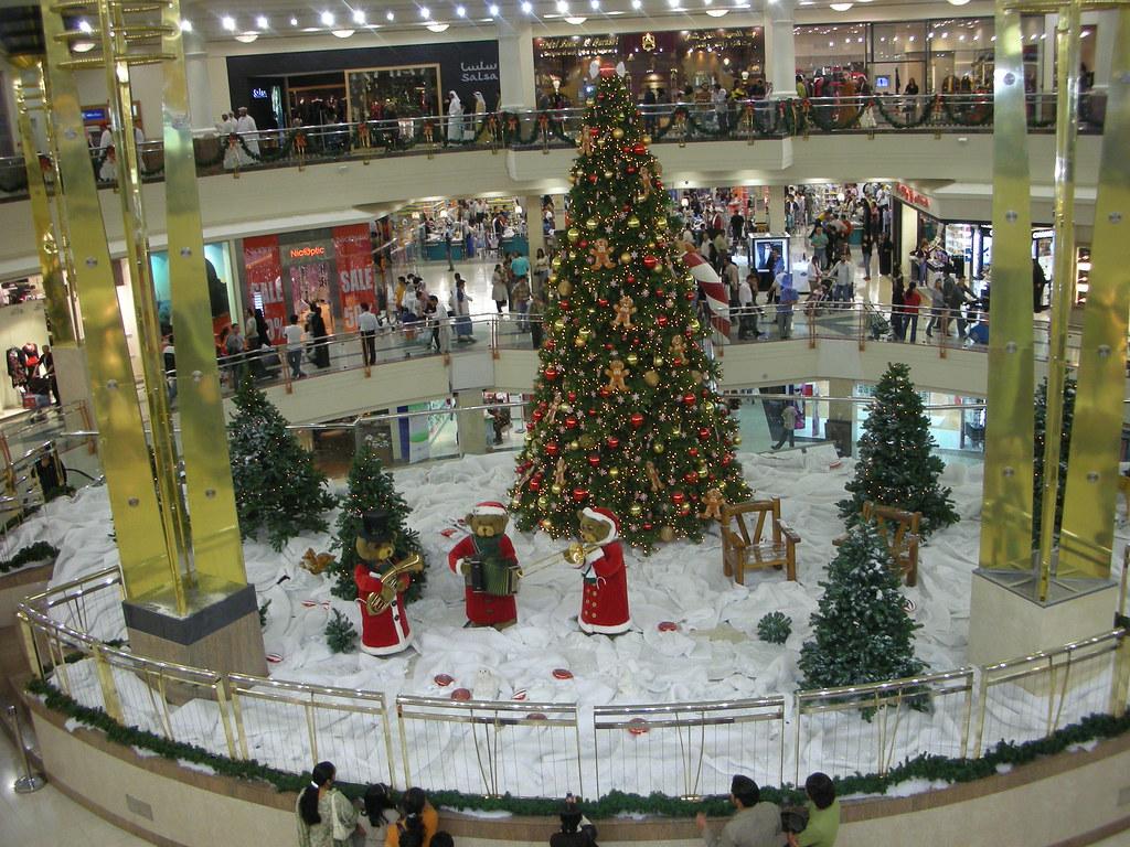 CHRISTMAS IN DUBAI Forzet Flickr