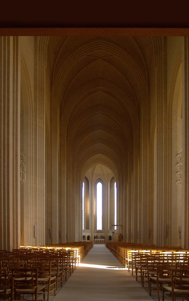 pv jensenklint 10 grundtvig memorial church 19131940