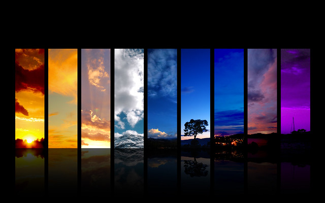 Beatles Quotes Wallpaper Spectrum Of The Sky A Newer Version Of This Picture Is